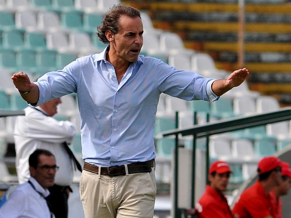 Quim Machado em Belém: «Era na Liga que queria estar»