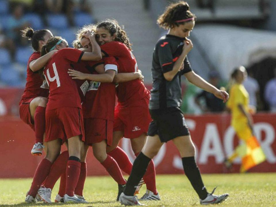 Futebol Benfica vence Supertaça de futebol feminino