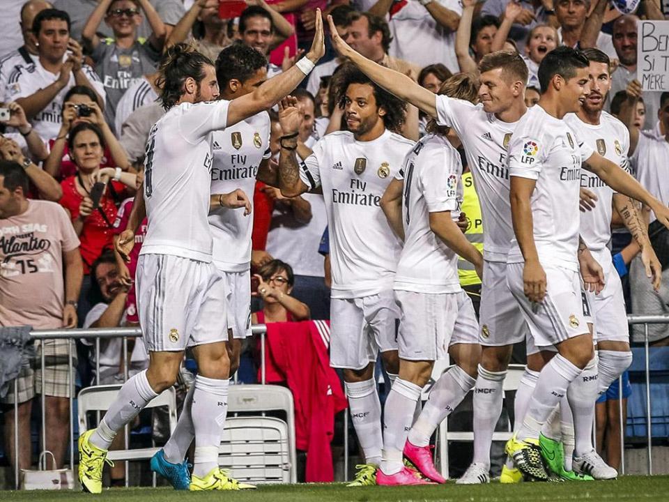 Real Madrid: lucro de 42 milhões na última época