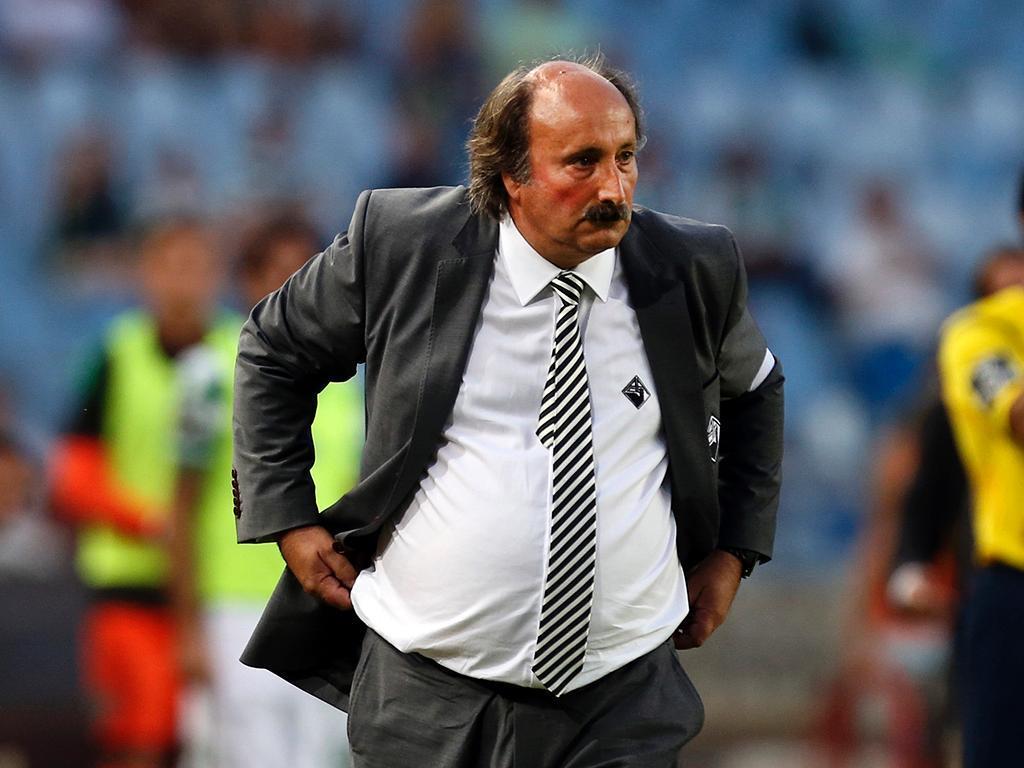 OFICIAL: José Viterbo confirmado como novo treinador do U. Madeira