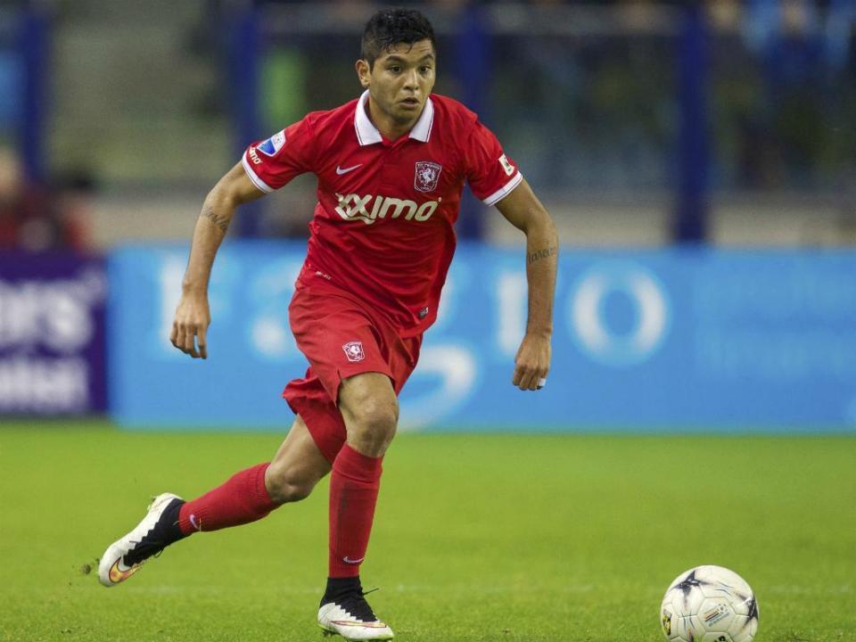 OFICIAL: Twente confirma Jesus Corona no FC Porto