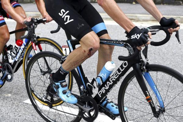 Vuelta: TVE lamenta incidente que levou Sérgio Paulinho a abandonar