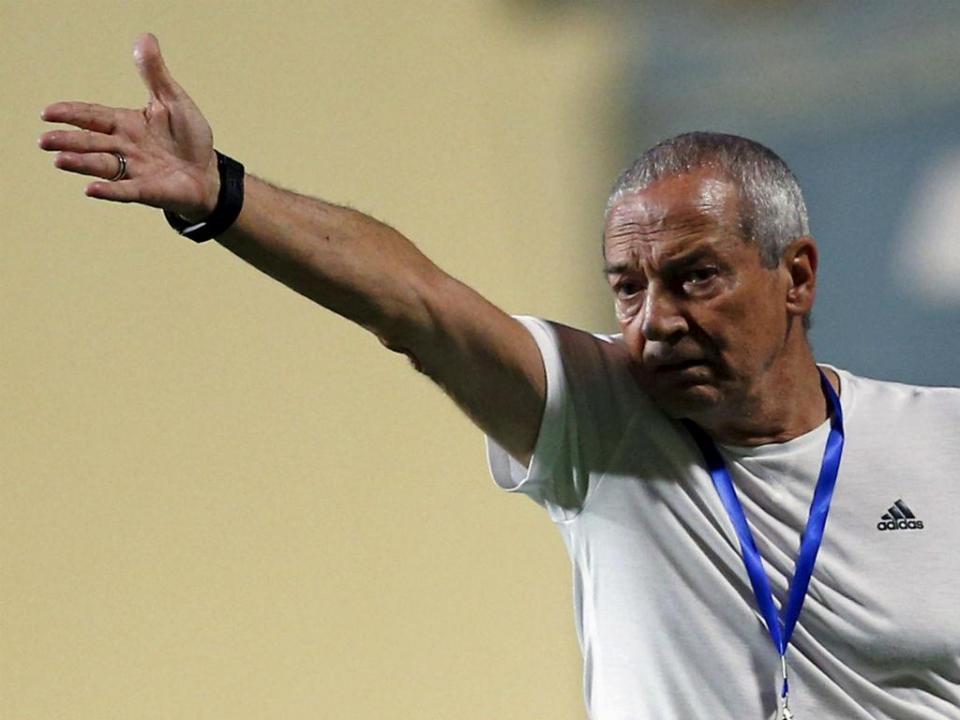 Champions asiática: Jesualdo Ferreira vence primeira mão dos oitavos