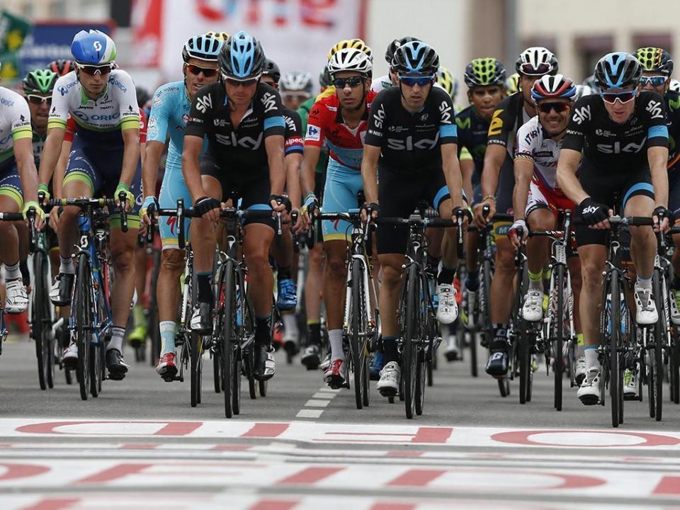 Vuelta: Pinot vence na chegada ao Col de La Rabassa