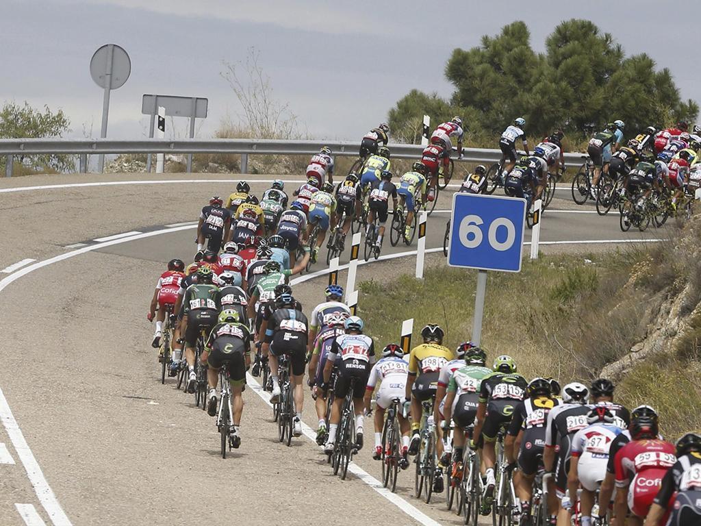 Ciclismo: próxima edição da Vuelta vai arrancar de Málaga
