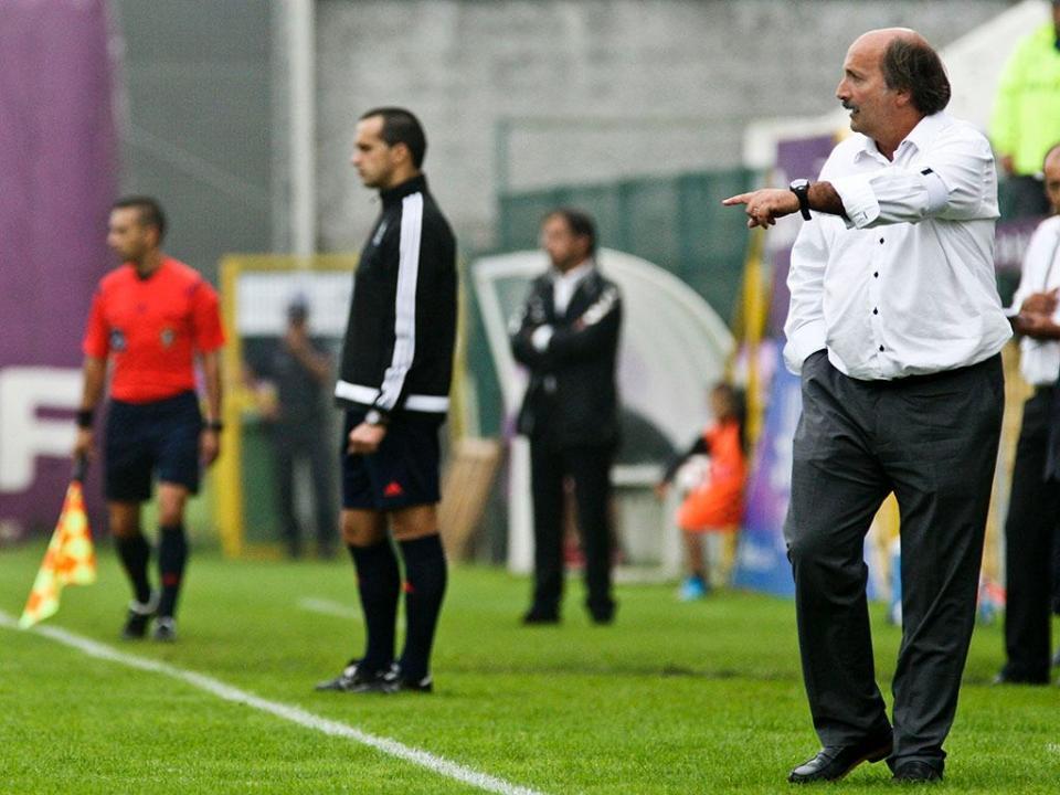 II Liga: União da Madeira derrotado na Covilhã