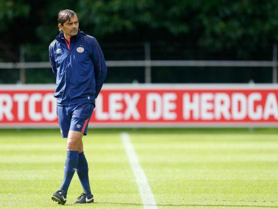 PSV Eindhoven anuncia ida de Phillip Cocu para o Fenerbahçe