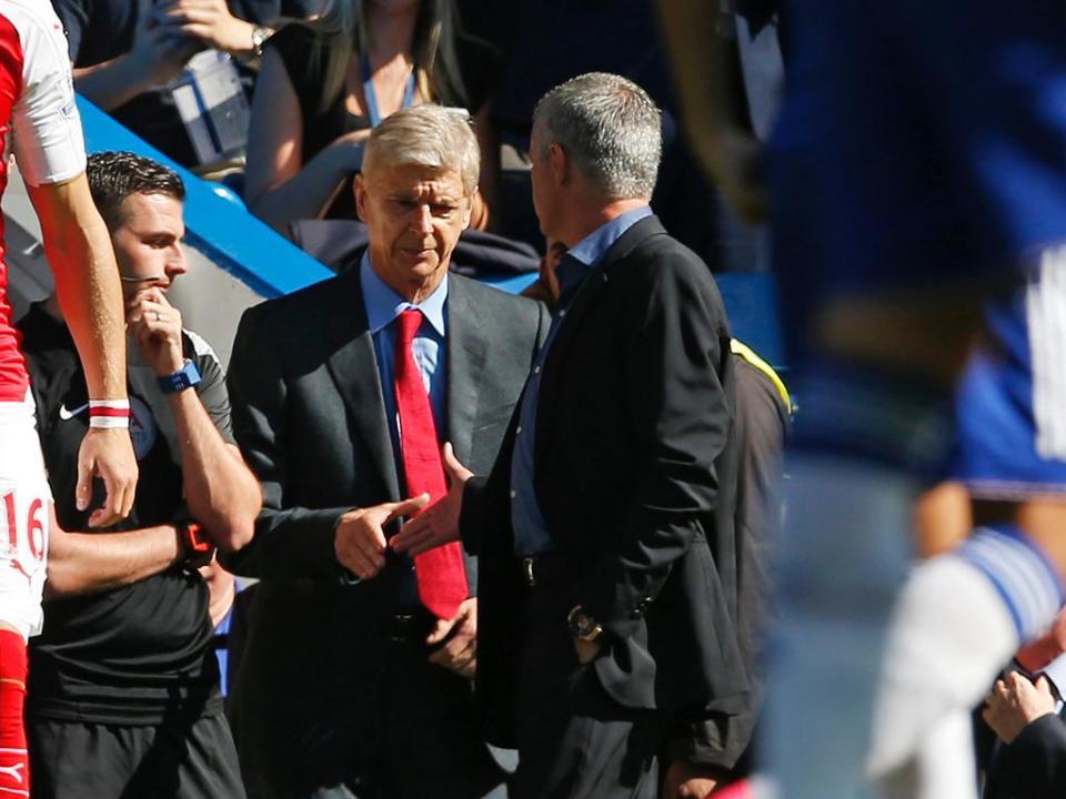 «Alirón» à vista, Mou vs Wenger, «Scudetto» ao rubro e insólito na Alemanha