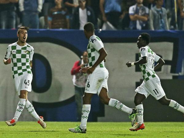 Moreirense-FC Porto, 2-2 (crónica)