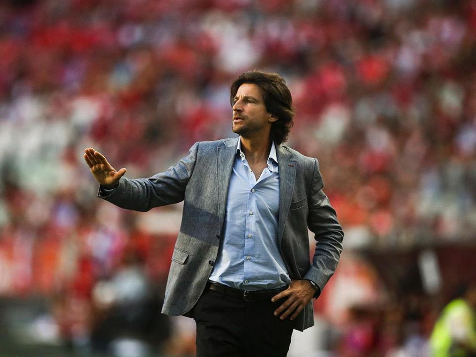Jorge Simão: «Queremos alargar o ciclo negativo do Vitória»