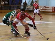 Hóquei em patins: Benfica-Sporting (LUSA/ Luís Forra)