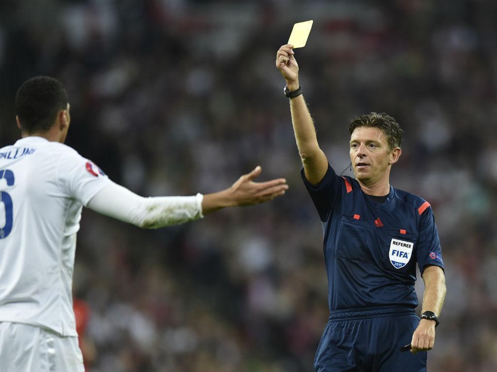 Gianluca Rocchi é o árbitro do Rússia-Portugal