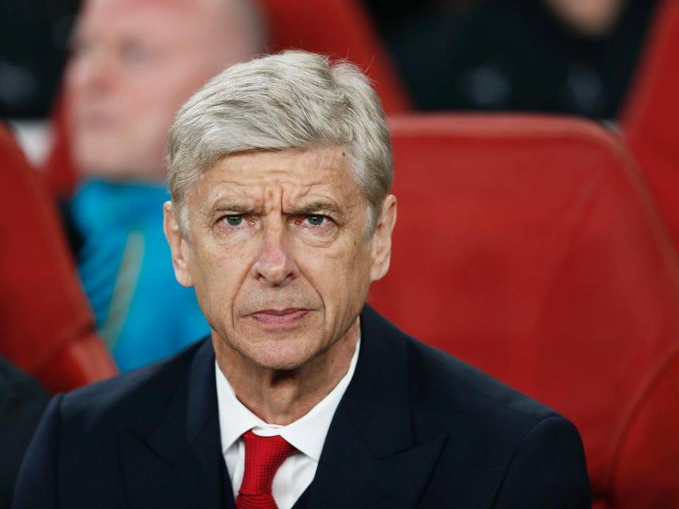 Wenger: «Recusei três vezes o Real Madrid»