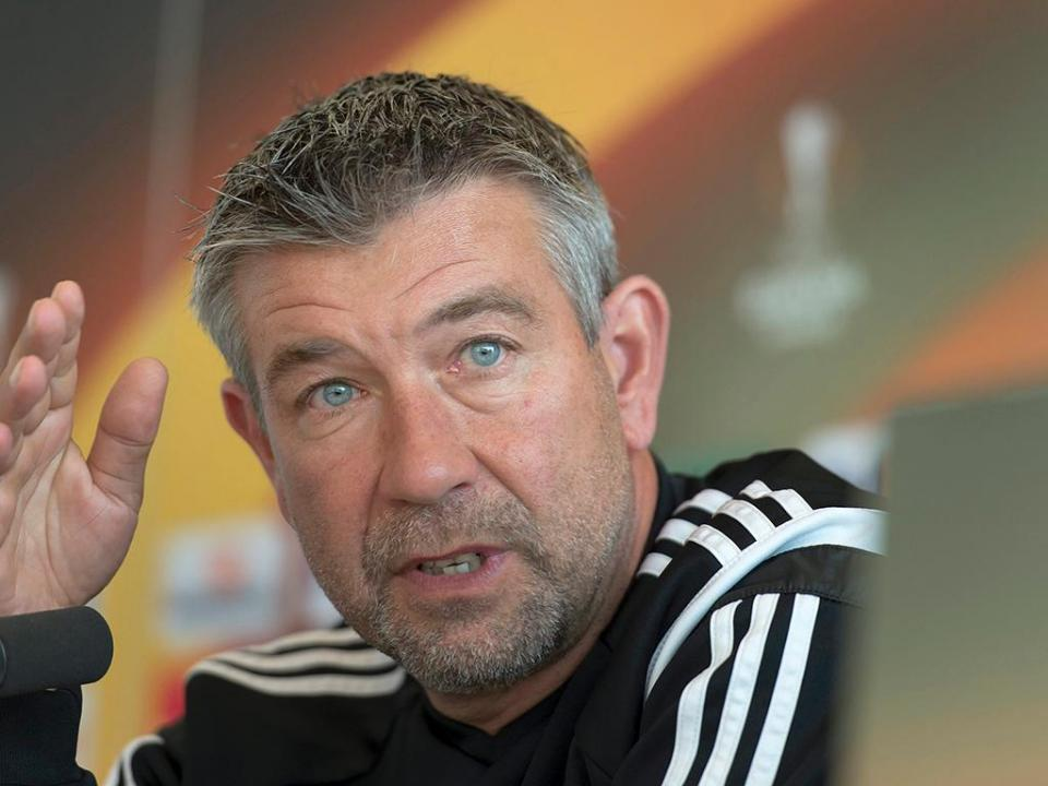 Urs Fischer (Basileia): «Foi um jogo difícil, como se esperava»