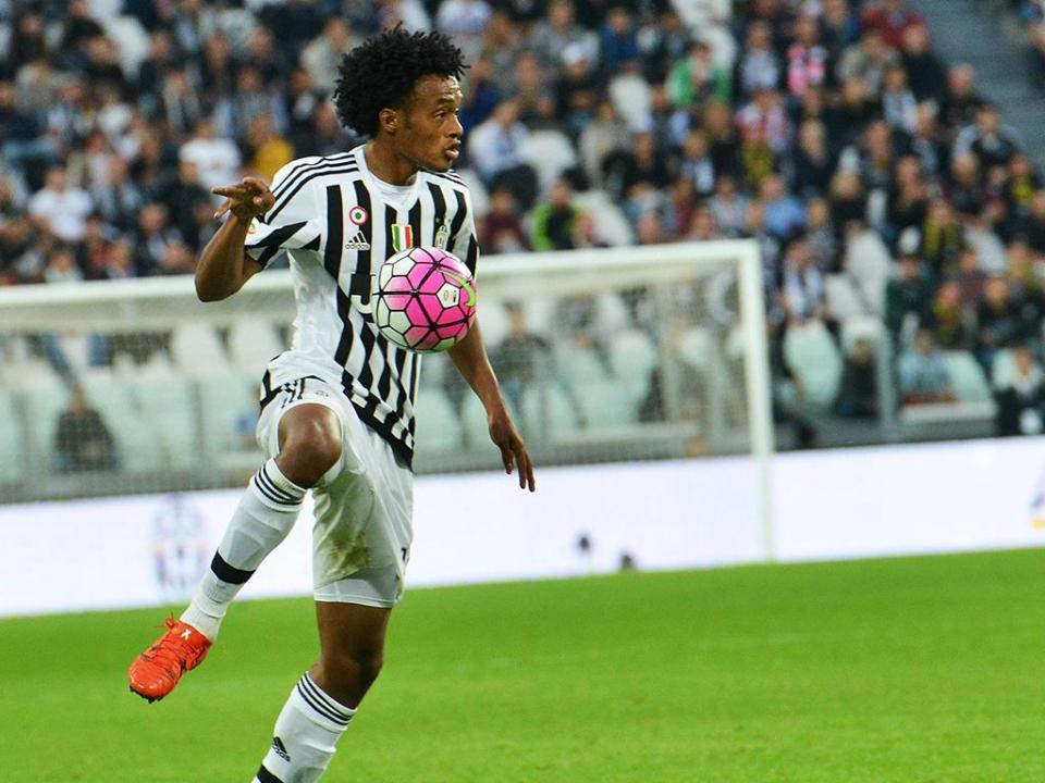 Juventus: Cuadrado cede número 7 a Cristiano Ronaldo