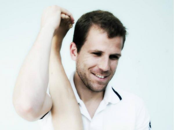 Aos 20 anos saiu do Benfica e trocou o futebol pela Fisioterapia