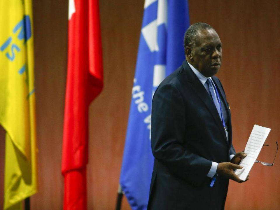 FIFA: presidente interino recebeu transplante renal