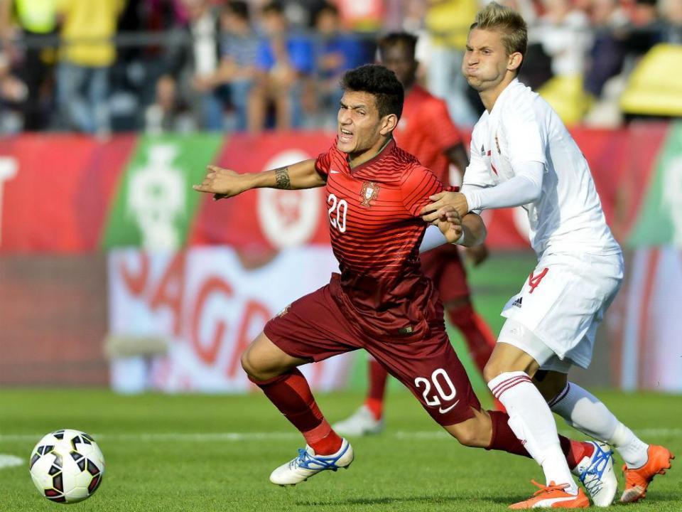 Seleção: Rony Lopes indisponível para a receção à Itália