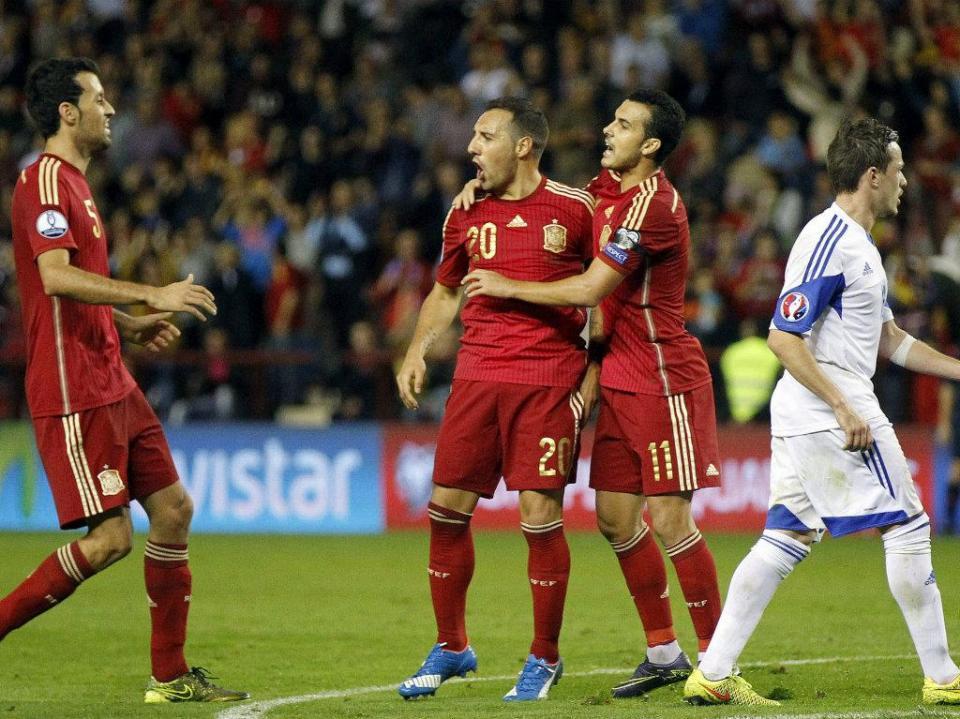 Euro 2016, Grupo C:  Eslováquia ou Ucrânia, quem acompanha Espanha?