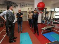 Benfica: Rui Vitória reuniu-se com treinadores das modalidades