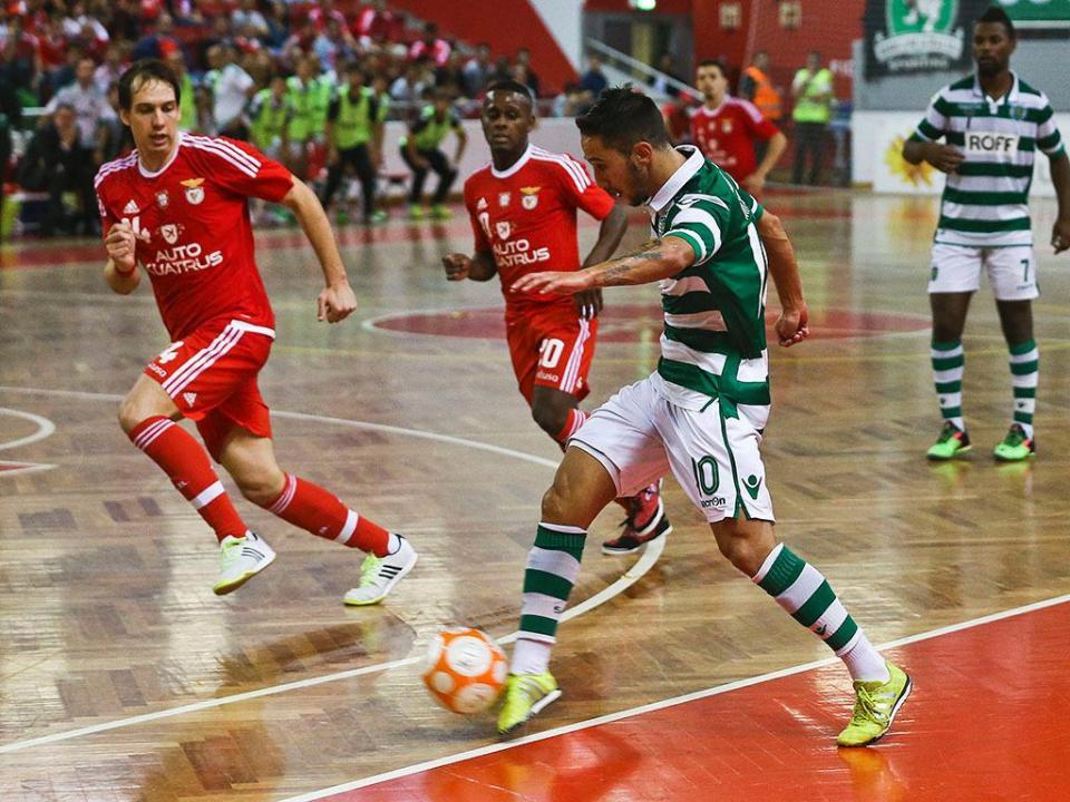 Futsal  resultados da Taça de Portugal  a2628441aee13
