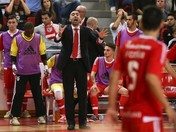 Futsal: Benfica surpreendido em casa pela Quinta dos Lombos
