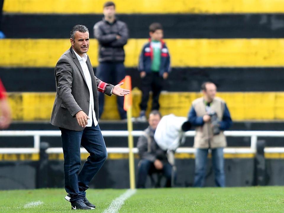 Ivo Vieira: «Merecemos este resultado»