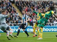 Newcastle-Norwich (Reuters)
