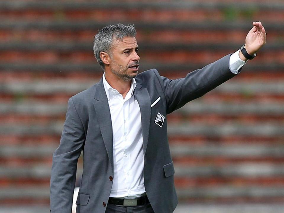 Filipe Gouveia: «O momento e a pressão dos pontos fizeram a diferença»