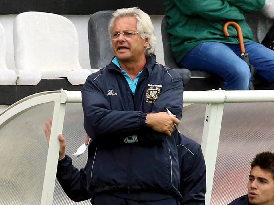 União Madeira: Élio Martins regressa frente ao Sp. Braga