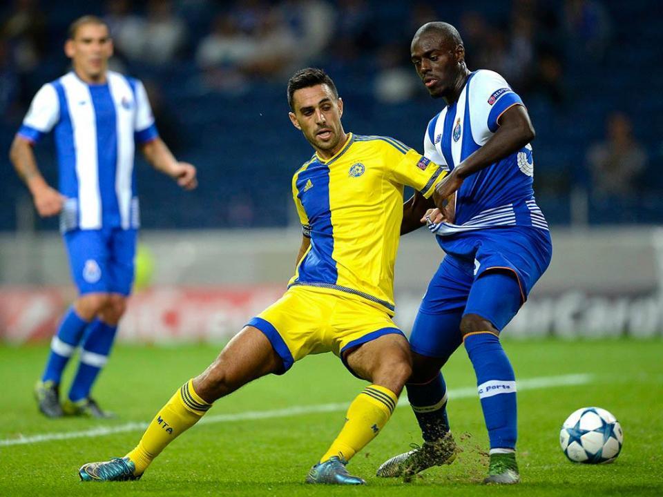 FC Porto: três atletas entregues ao departamento médico