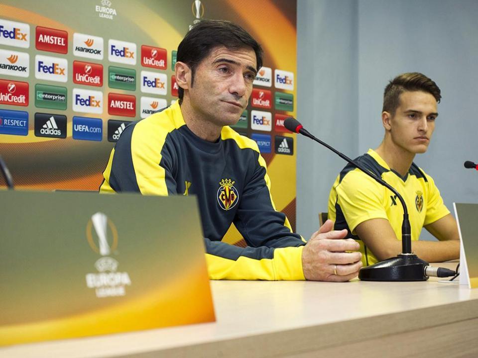 Espanha: Villarreal renova com treinador