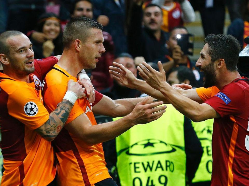 Atenção Benfica: Galatasaray goleia antes da visita à Luz