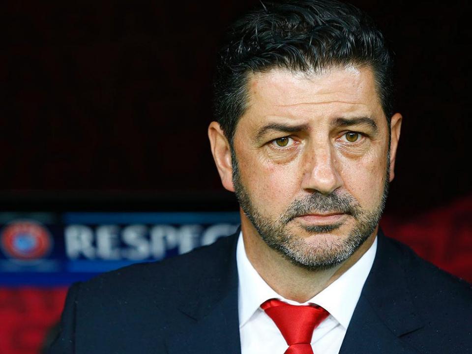 77ddfe5012 Técnico do Benfica comentou derrota frente ao Galatasaray