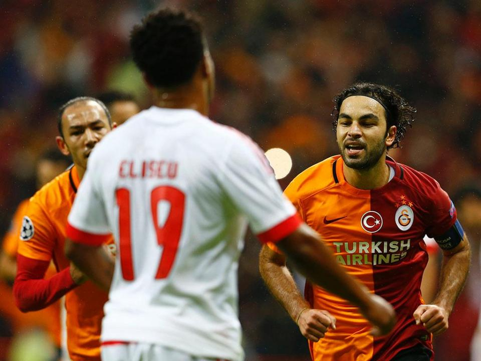 Capitão do Galatasaray diz que empate não seria negativo