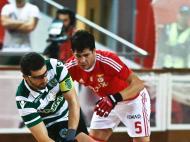 Hoquei em Patins: Benfica-Sporting (Lusa)