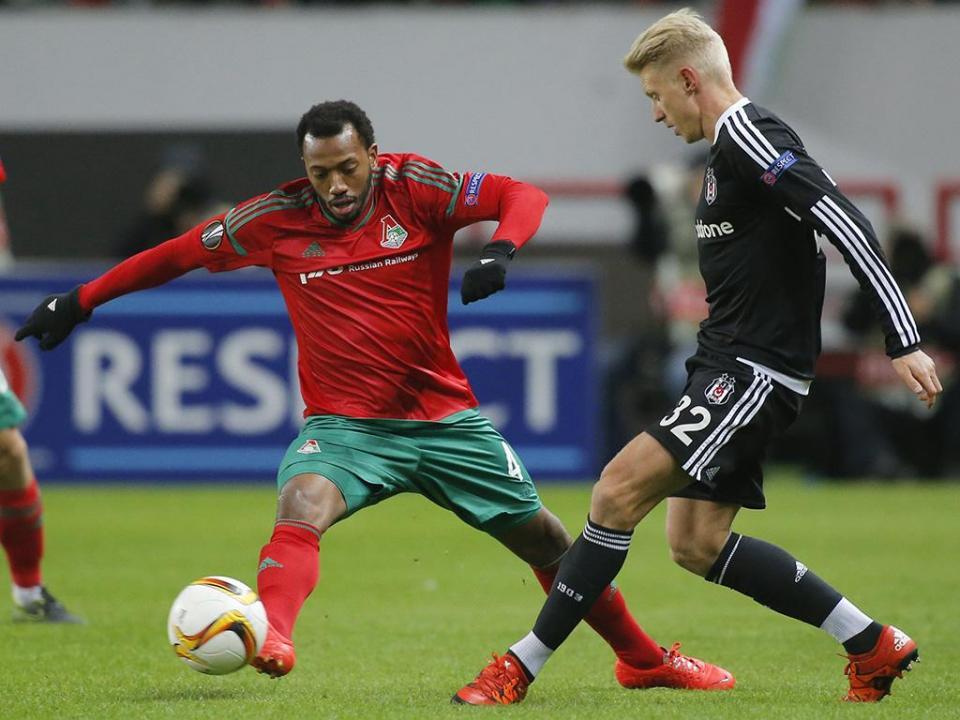Atenção Sporting: Melgarejo marca dois, Lokomotiv goleado