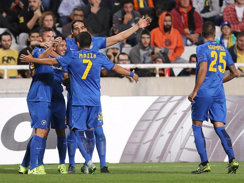 Chipre: quatro golos em jogo com seis portugueses
