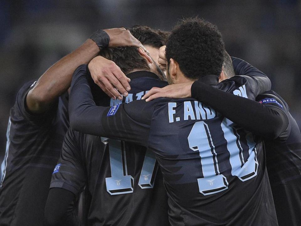 LE, Grupo G: Lazio a um passo, Dnipro mais longe