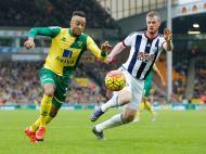 Norwich-West Brom (Reuters)