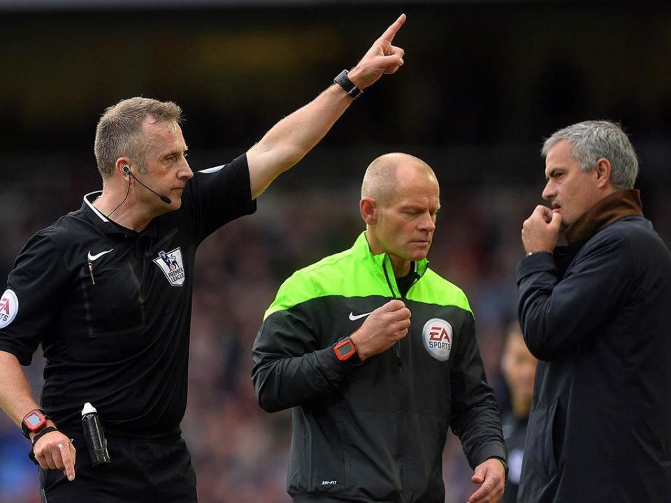 Inglaterra: um jogo de castigo para Mourinho