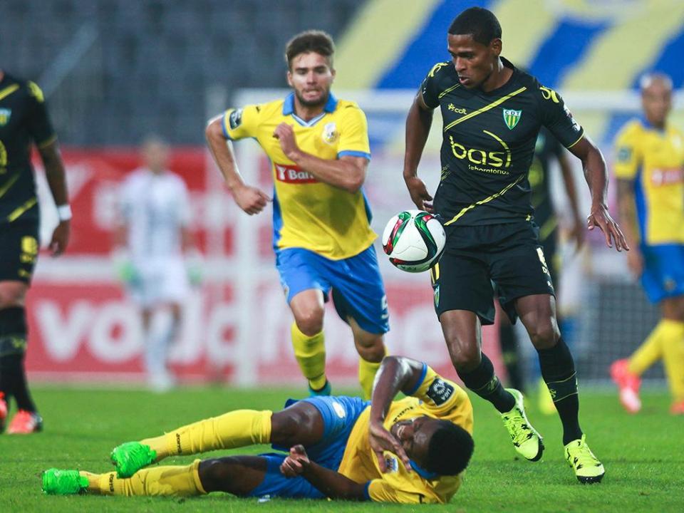 Lito Vidigal pede «ambição» para vencer Sporting