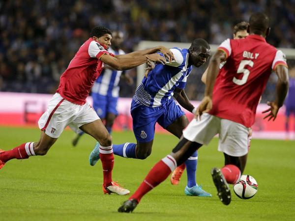 FC Porto-Sp. Braga, 0-0 (crónica)