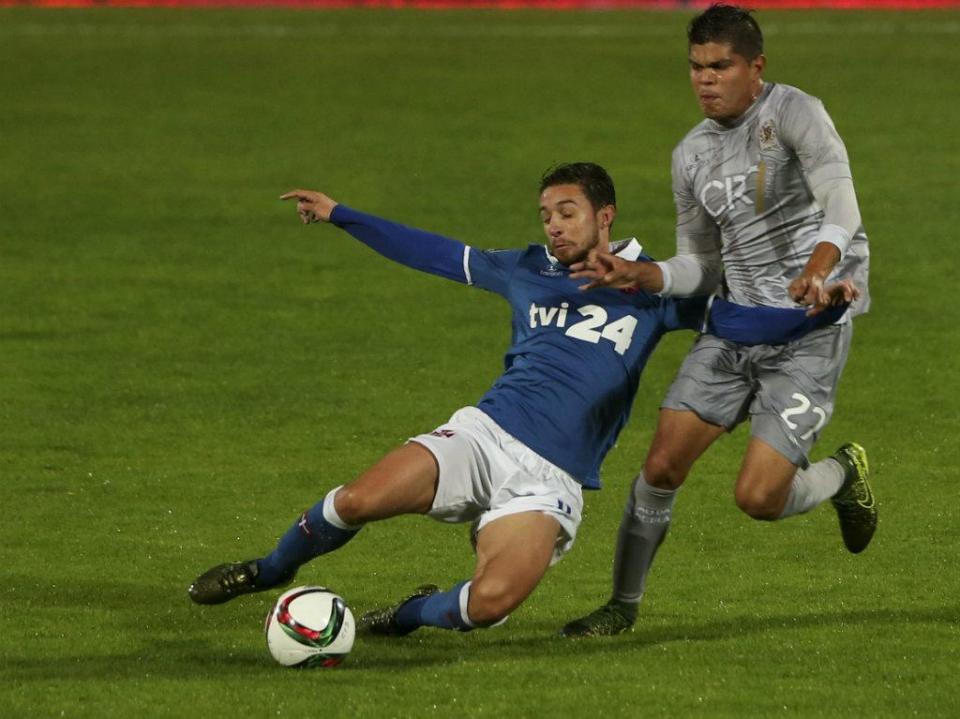 Belenenses-União Madeira, 1-0 (resultado final)