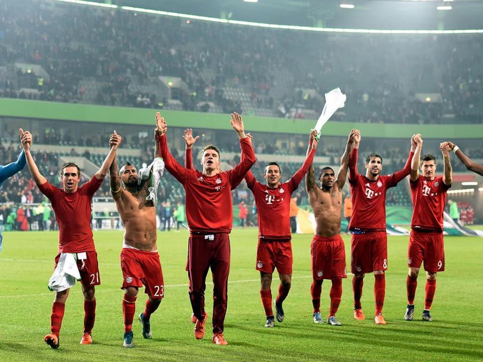 Kimmich renova com o Bayern até 2023