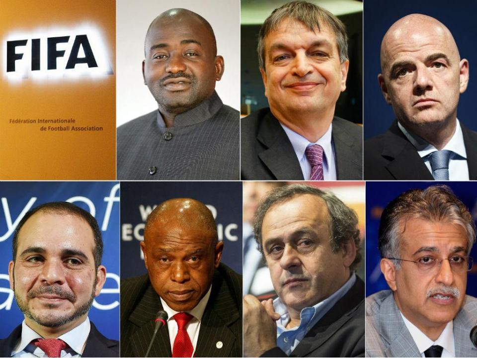 FIFA: Comité Eleitoral aprova cinco candidatos às eleições