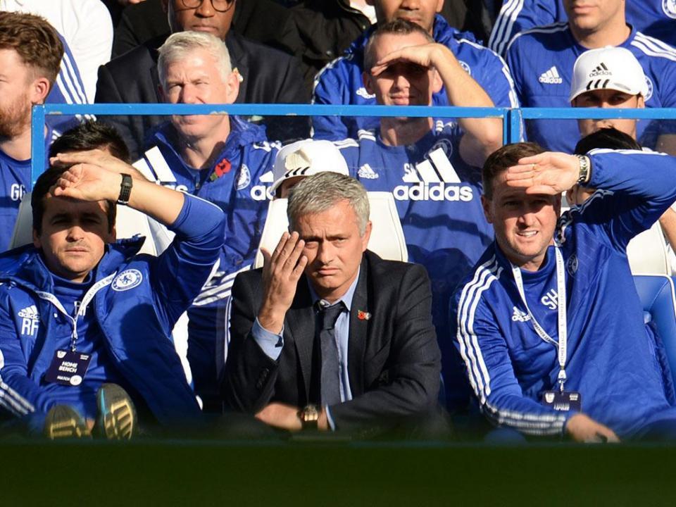 José Mourinho: «Não foi o meu último jogo no Chelsea»
