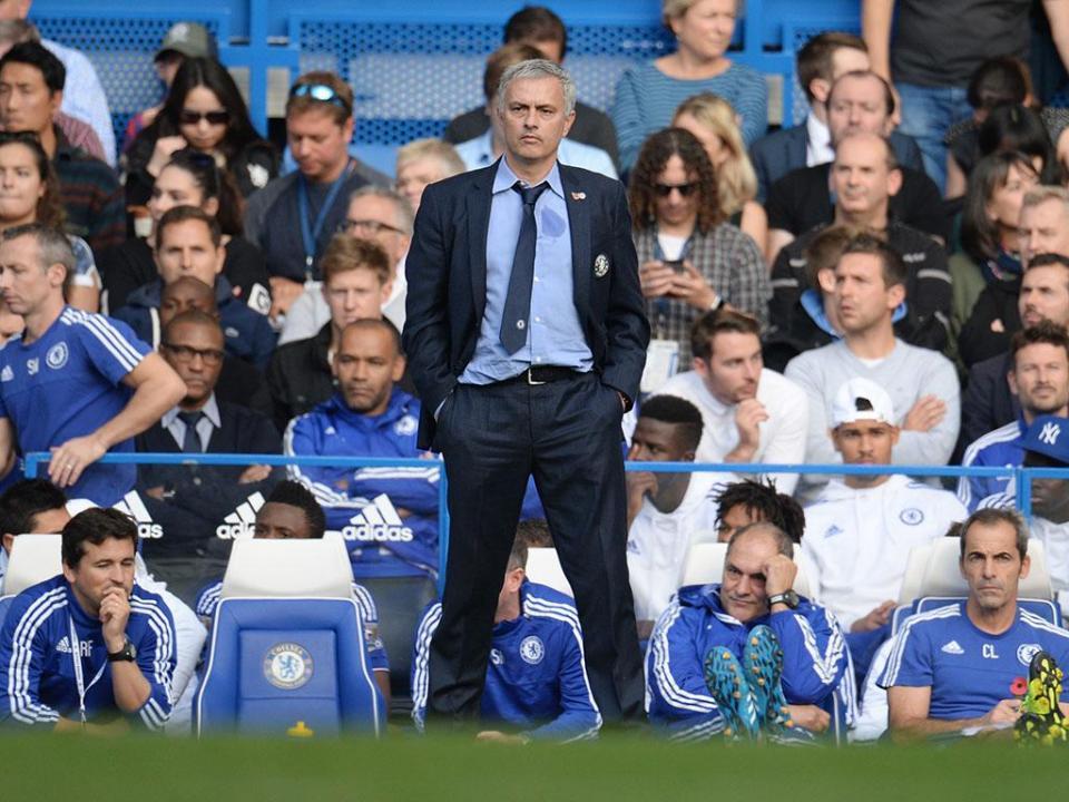 José Mourinho: «Não tenho nada a dizer»
