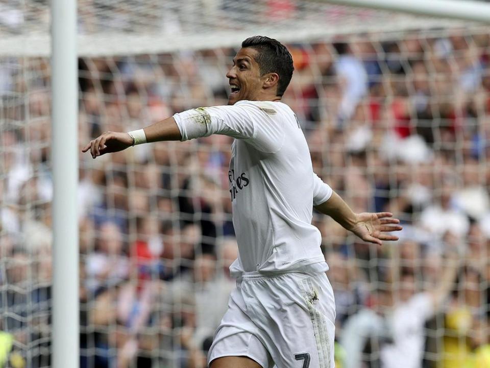 Benítez impressionado com Ronaldo: «Está igual ao início da época»