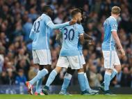 Manchester City-Norwich (Reuters)